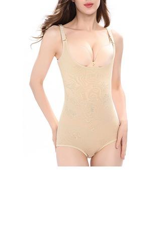 Women Honeymoon/Elegant Chinlon Breathability Bodysuit Shapewear