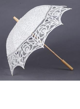 Elegant Cotton Umbrellas