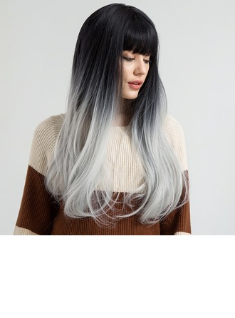 Loose Wavy Synthétique Perruques synthétiques 250g