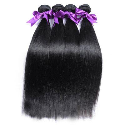 4A Gerade Menschliches Haar Geflecht aus Menschenhaar (Einzelstück verkauft)