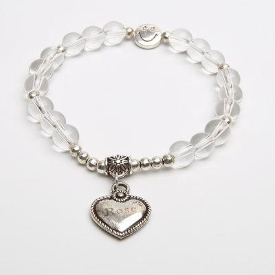Cadeaux De Demoiselle D'honneur - Personnalisé Beau Alliage Cristal Bracelet