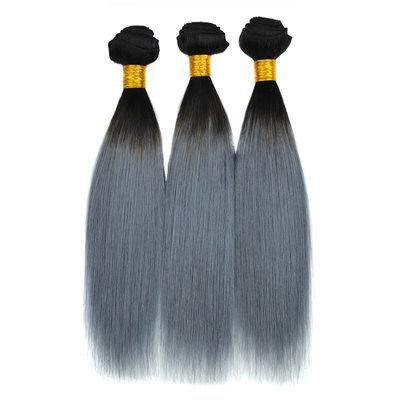 4A Derecho Cabello humano Postizo de cabello humano (Vendido en una sola pieza)