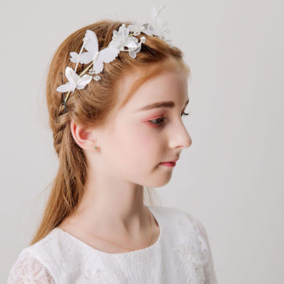 With Beading Headbands (Sold in a single piece)