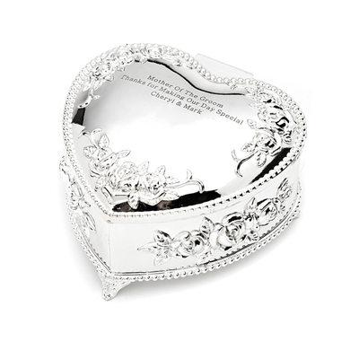 Cadeaux De Demoiselle D'honneur - Personnalisé Style Classique Alliage Porte bijoux