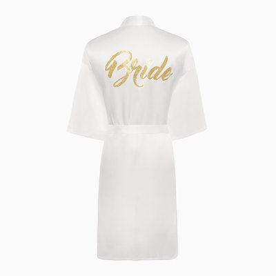 Bride Gaver - Sexy Vakkert Charmeuse Kappe
