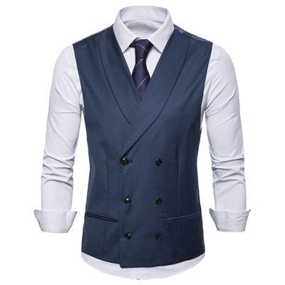 Modern Polyester Viscose Men's Vest