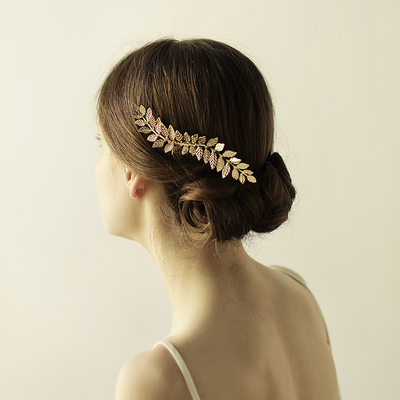 Ladies Glamourous Alloy Combs & Barrettes