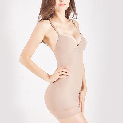 Women Feminine/Classic Polyester/Spandex/Chinlon Slips Shapewear