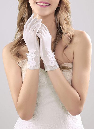 Nylon Wrist Length Bridal Gloves