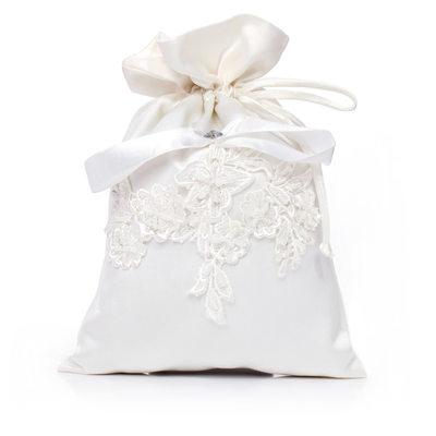 Elegant Satin Bridal Purse/Flower Girl Bags