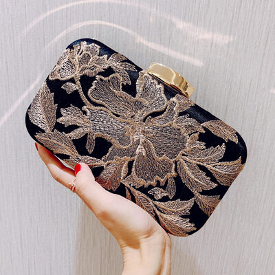 Fashionable/Pretty Silk Clutches/Evening Bags