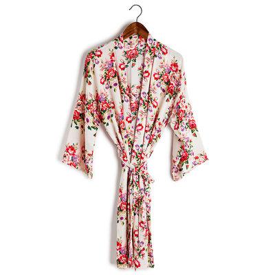 Brudepige Gaver - Smukke Efterspurgte Bomuld Robe
