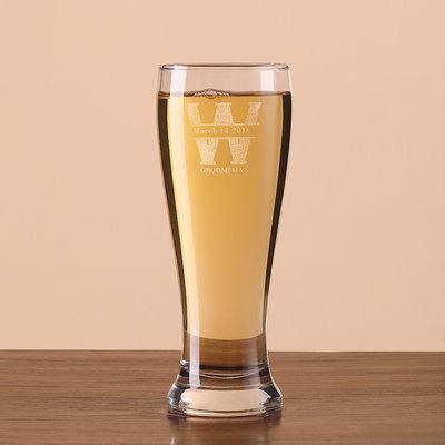 Mládenci Dárky - Personalizované Klasický Sklo Pivní hrnek