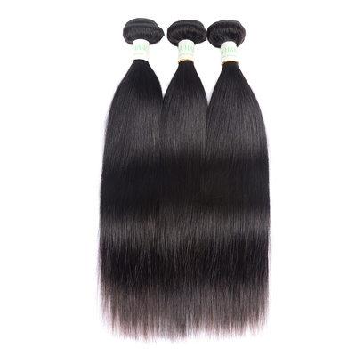 6A Gerade Menschliches Haar Geflecht aus Menschenhaar