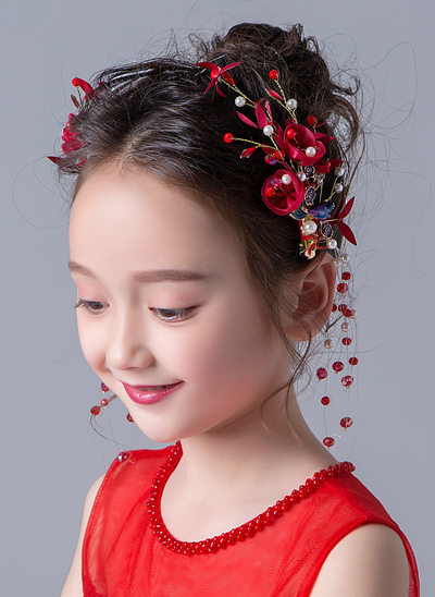 Alloy With Rhinestones Hairpins (Set of 2)