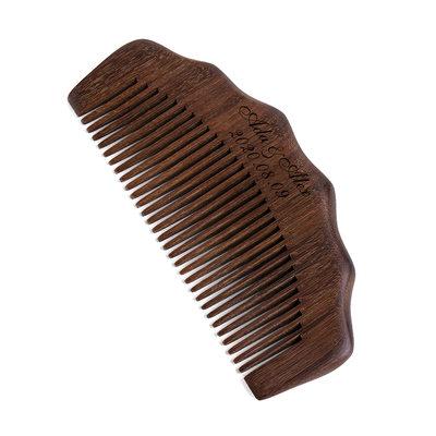 Prezenty Narzeczonej - Spersonalizowane Atrakcyjny Specjalny Drewniany Drewniany grzebień do włosów