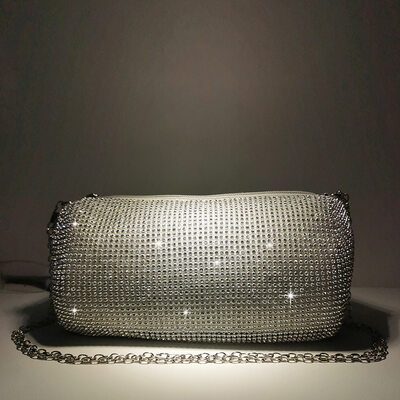 Elegant/Bright/Attractive Crystal/ Rhinestone Clutches/Top Handle Bags/Bridal Purse/Evening Bags