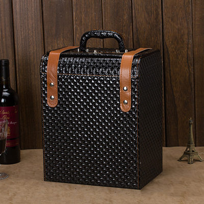 Groom Gifts - Classic Elegant Fashion Pu Gift Box/Bag