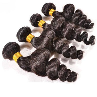 5A Jungfrau / Remy Lose Menschliches Haar Geflecht aus Menschenhaar (Einzelstück verkauft) 50g
