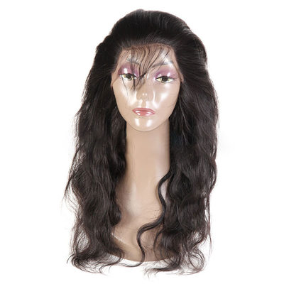 360 Frontal 5A Jungfrau / Remy Wasserwelle Menschliches Haar Bedeckung (Einzelstück verkauft) 100g