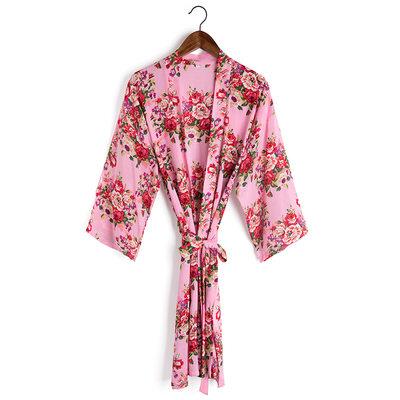 Brudepige Gaver - Smukke Charmeuse Robe