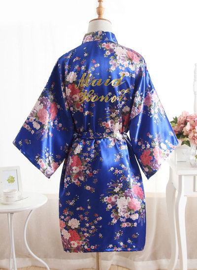 Demoiselle d'honneur Soie Robes florales