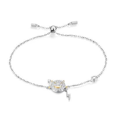 Anti-oxydation Chaîne délicate Bracelets De Charme Bracelets De Chaîne -