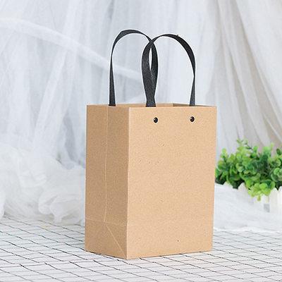 Družička Dárky - Jednoduchý papír Dárková krabička / taška (Množina 5)