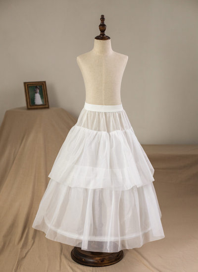 Tulle Nylon Flower Girl