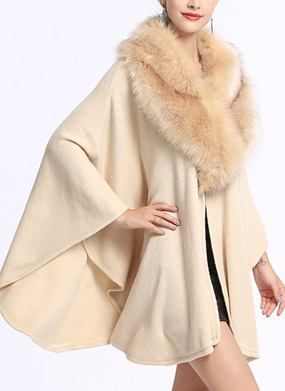 Faux Fur Special Occasion Wrap