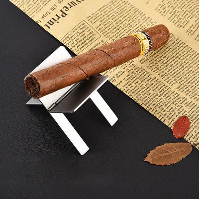 Groomsmen Подарки - Современное Нержавеющая сталь Держатель сигары