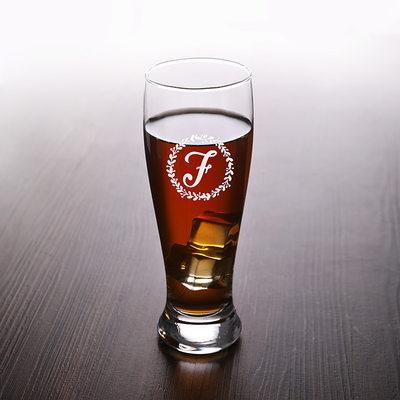 Groom Presenter - Personlig Modern Klassisk Stil Elegant Glas Glas och Barware