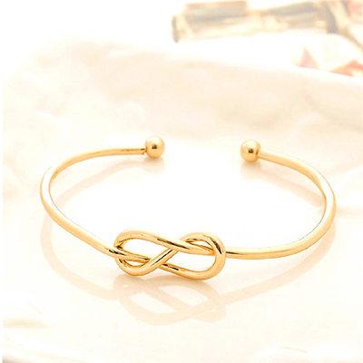 Cadeaux De Demoiselle D'honneur - Couleur Unie Alliage Bracelet