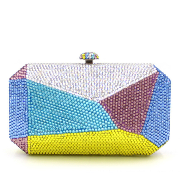 Gorgeous/Shining/Refined Crystal/ Rhinestone Clutches/Luxury Clutches/Evening Bags