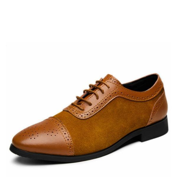 Mannen Kunstleer Vastrijgen Casual Werk Klassieke schoenen voor heren