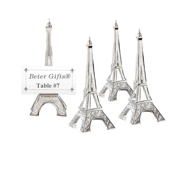 Eiffeltårnet Prosjektering Legering Sted Kortholdere