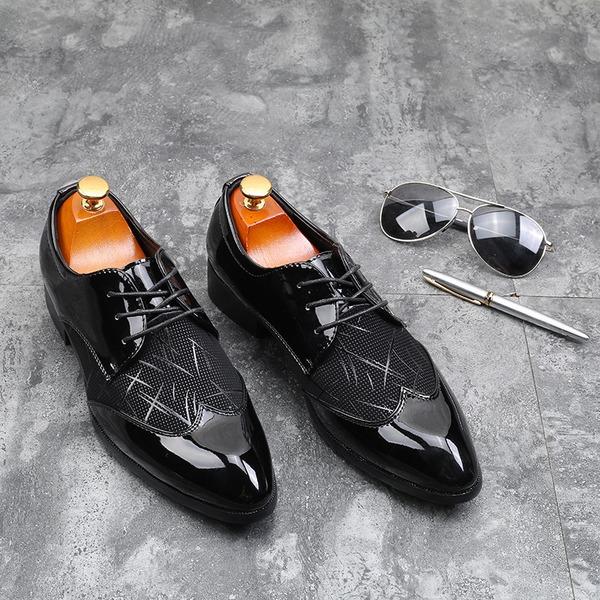 Mannen Kunstleer Vastrijgen Kleding schoenen Klassieke schoenen voor heren