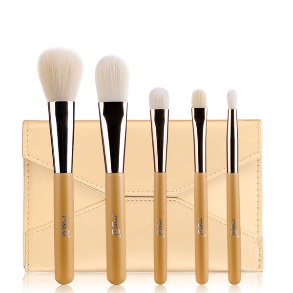 Artificial Fibre 5Pcs Makeup Supply