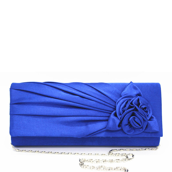 Elegant/Pretty/Commuting bag Silk Clutches