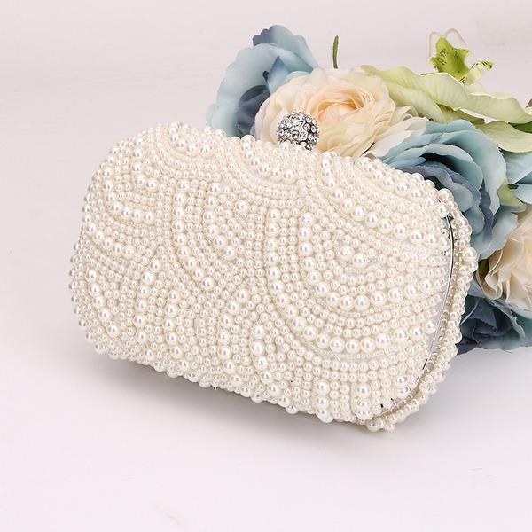 Elegant Perlstickerei Handtaschen/Umhängetasche