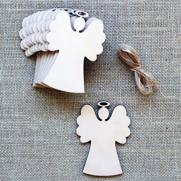 Creative Gifts Lovely Wooden  Gifts(Set of 10)