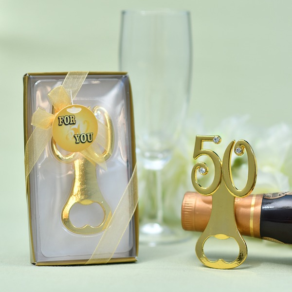 Arabic numerals Design Zinc alloy Bottle Openers (Sold in a single piece)
