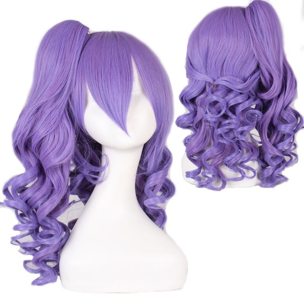 Loose Wavy Syntetisk Cosplay / Trendy Parykker 510 g