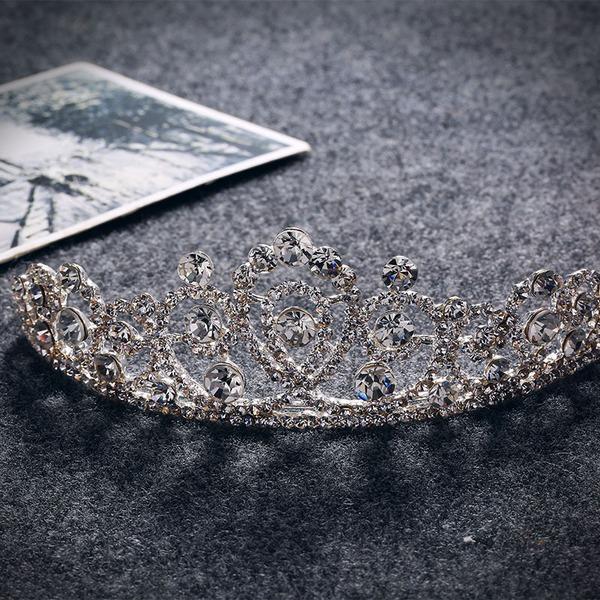 Abbigliamento donna Affascinante Strass/lega Diademi