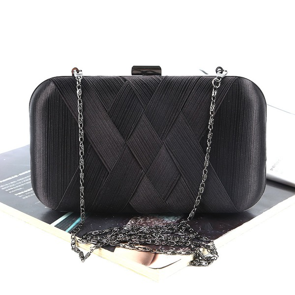 Zarif Saten pençe/Omuz çantası