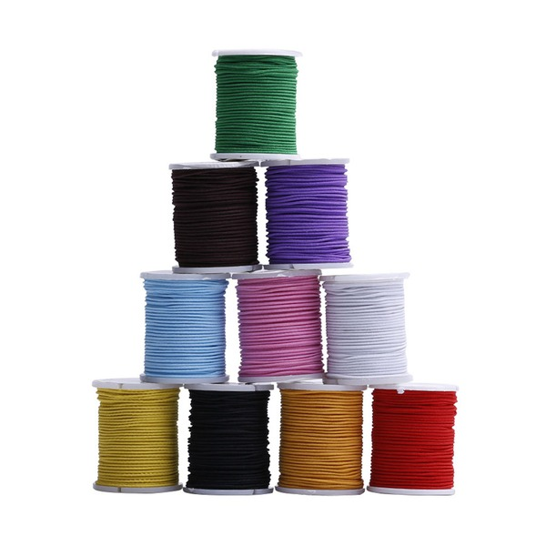Rubber/Fabric Cord (Set of 10)