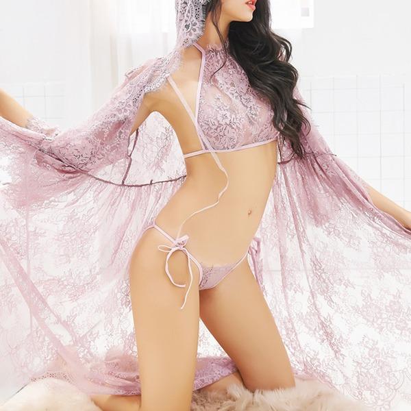 Pizzo Set lingerie