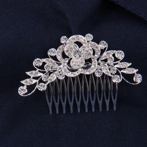 Glamourous Drahokamu/Slitina Jehlice do vlasů