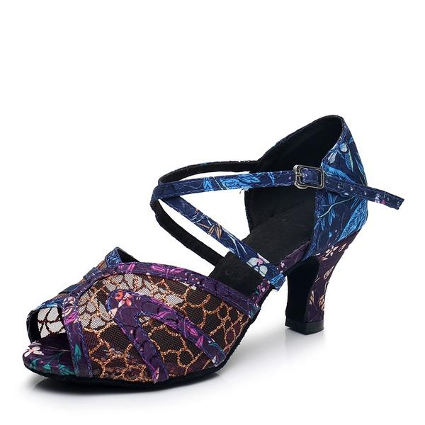 Femmes Talons Latin Chaussures de danse