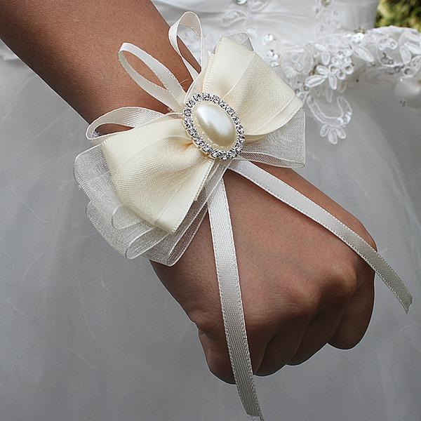 Satin Armbandblume (Sold in a single piece) -